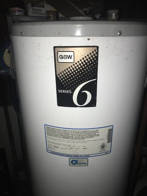 Used Hot water heater for Sale in Dearborn, MI