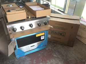 New Viking Professional Appliance Set for Sale in Corona, CA