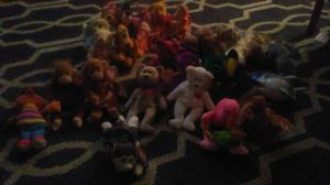 Beanie baby. And. Friends. for Sale in Brea, CA