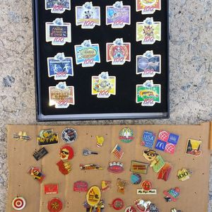 100 Years Of Disney Magic Pins for Sale in Decatur, GA