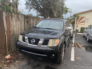 2006 Nissan Pathfinder for Sale in Hollywood, FL