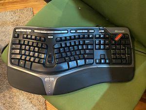 Microsoft Natural Ergonomic Keyboard 4000 for Sale in Brooklyn, NY