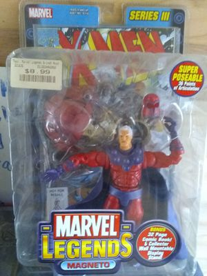 Marvel Legends Magneto for Sale in San Antonio, TX