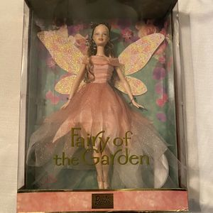 2000 Fairy of the Garden Barbie Doll for Sale in Inglewood, CA