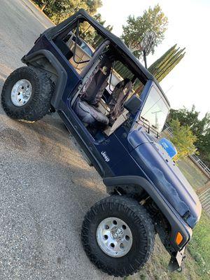 97 Jeep wrangle TJ for Sale in Modesto, CA