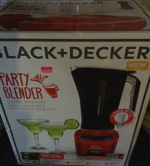 Party blender brand new never used for Sale in Cleveland, OH