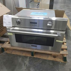 Thermador STEAM oven FACTORY WARRANTY for Sale in Ontario, CA