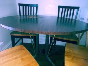 Table and or chairs for Sale in Salt Lake City, UT