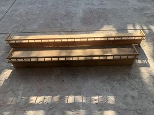 Wooden Wall Shelves for Sale in Los Angeles, CA