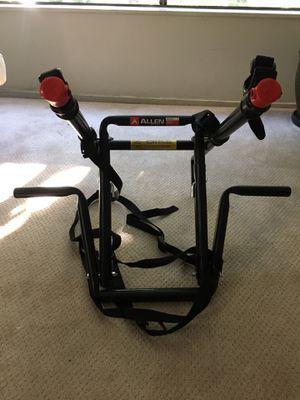 Allen Deluxe 2 bike rack - LIKE NEW!! for Sale in San Francisco, CA