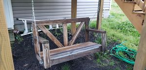 Hand Made Porch Swing for Sale in Greenville, SC