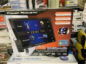 "Power Acoustik 10.6"" Double Din for Sale in San Bernardino, CA"