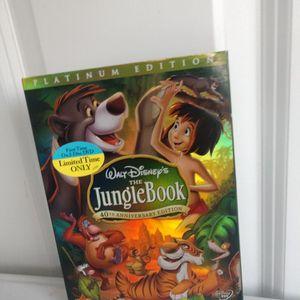Jungle Book Dvd for Sale in Lebanon, OR
