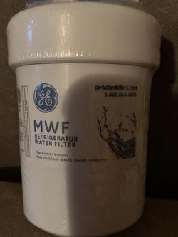 1 Sealed Genuine GE MWF Refrigerator Water Filter for Sale in Austell,  GA