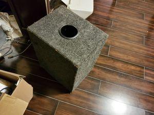 "Speaker box with 8"" speaker for Sale in PUEBLO DEP AC, CO"