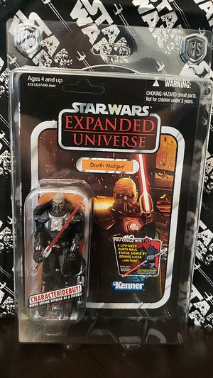 Star Wars The Expanded Universe Darth Malgus for Sale in San Diego, CA
