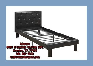 twin bed frame for Sale in Houston, TX