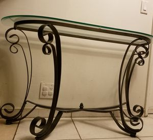 ASHLEY FURNITURE Sofa Table for Sale in Hollywood, FL