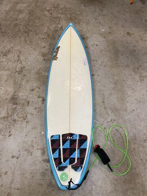 Surfboard, 6'1, Custom Mike Minchinton for Sale in Riverside, CA