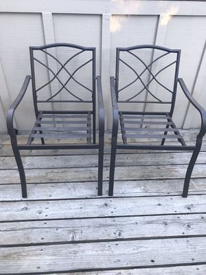 Patio chairs-2 for Sale in San Jose, CA