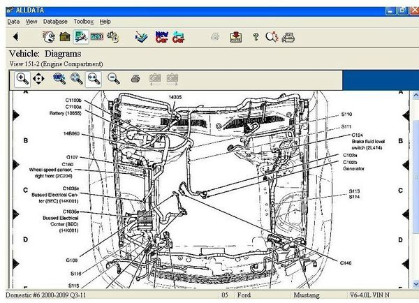 AllData Repair And Mitchell On Demand 5 2015 On 1Tb External Hard Drive