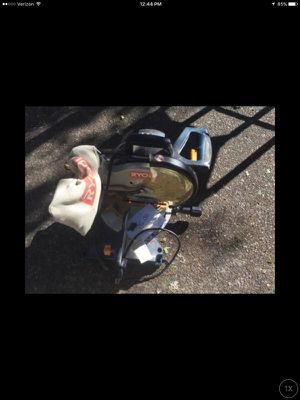 Nice table saw with lazer for Sale in Portland, OR