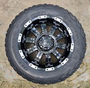 Tundra XP Wheels OEM - BFGOODRICH AT Tires for Sale in Orlando, FL