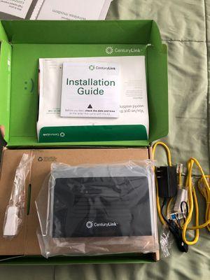 Brand new CenturyLink modem for Sale in Colorado Springs, CO