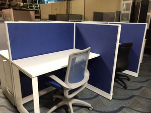 Cubicles, Chairs, Computers and other Office equipment for Sale in Pompano Beach, FL