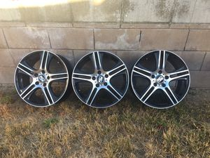 Three Rims 17inch for Sale in Diamond Bar, CA