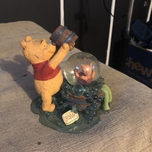 winnie the pooh figurine for Sale in Peoria, IL