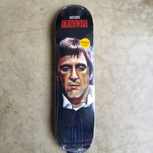 Deathwish x Scarface Skateboard for Sale in Bell Gardens, CA