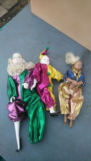 Antique Clown figures for Sale in North Charleston, SC