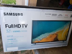 """New Samsung 32"""" Class J4000 LED TV 2018 tv for Sale in GRANDVIEW, OH"""