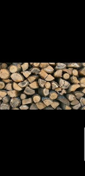 Seasoned firewood delivered and stacked. 150.00 a rack for Sale in Raccoon Ford, VA