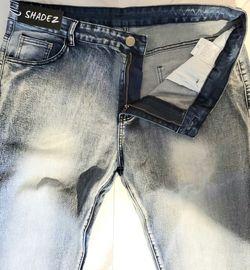 SHADEZ Men's Denim Stretch Jeans for Sale in Ashburn,  VA
