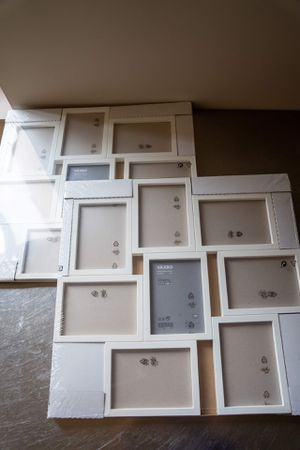 Ikea picture frames 2 unopened for Sale in Washington, DC