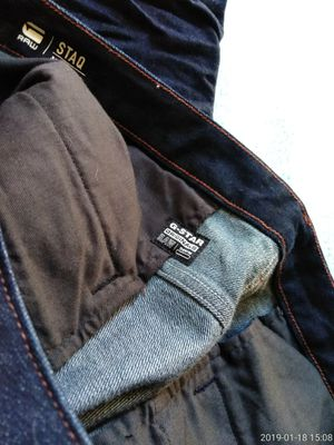 Mens Gstarr Jeans Brand New Size 38/38 for Sale in Silver Spring, MD