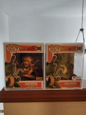 Funko Pop! DBZ Shenron gold and original for Sale in Kent, WA