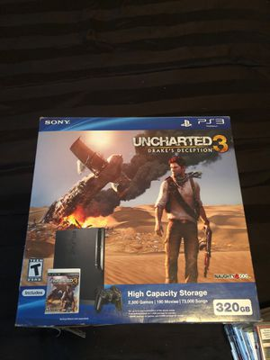 PS3 with games for Sale in Grand Prairie, TX