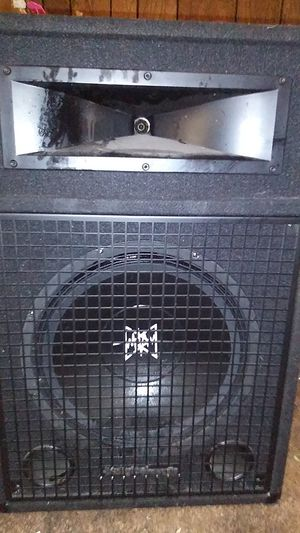 Digital pro audio speaker for Sale in Hayward, CA