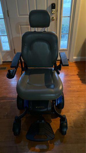 Motorized wheelchair for Sale in Alexandria, VA