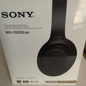 Sony WH-1000x M3 sealed for Sale in Brooklyn, NY