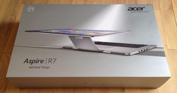 Acer Aspire R7-572-5893 15.6 inch Touchscreen Intel Core i5-4210U 1.7GHz/ 16GB DDR3L/ 1TB SSD + 4 TB Protective Thumb Drive/ USB3.0/ Windows 10 Noteb