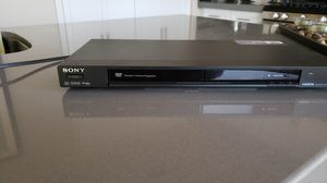 Sony DVD player new out of box with HDMI cord for Sale in Irwindale, CA