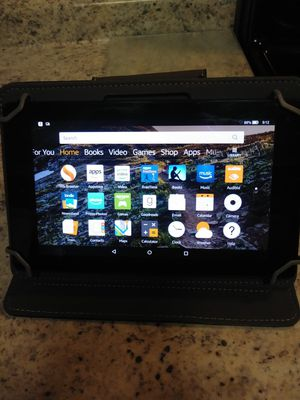 Amazon kindle fire tablet for Sale in Norcross, GA