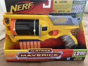Nerf Gun Maverick for Sale in Santa Fe Springs, CA