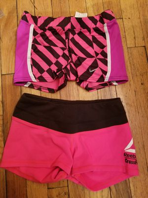 Nike Dri Fit & Reebok Crossfit Workout Shorts (Size XS) for Sale in Denver, CO