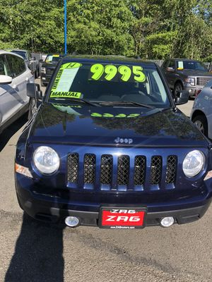 2014 Jeep Patriot Sport for Sale in Everett, WA