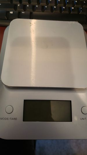 Electric kitchen scale for Sale in Cleveland, OH